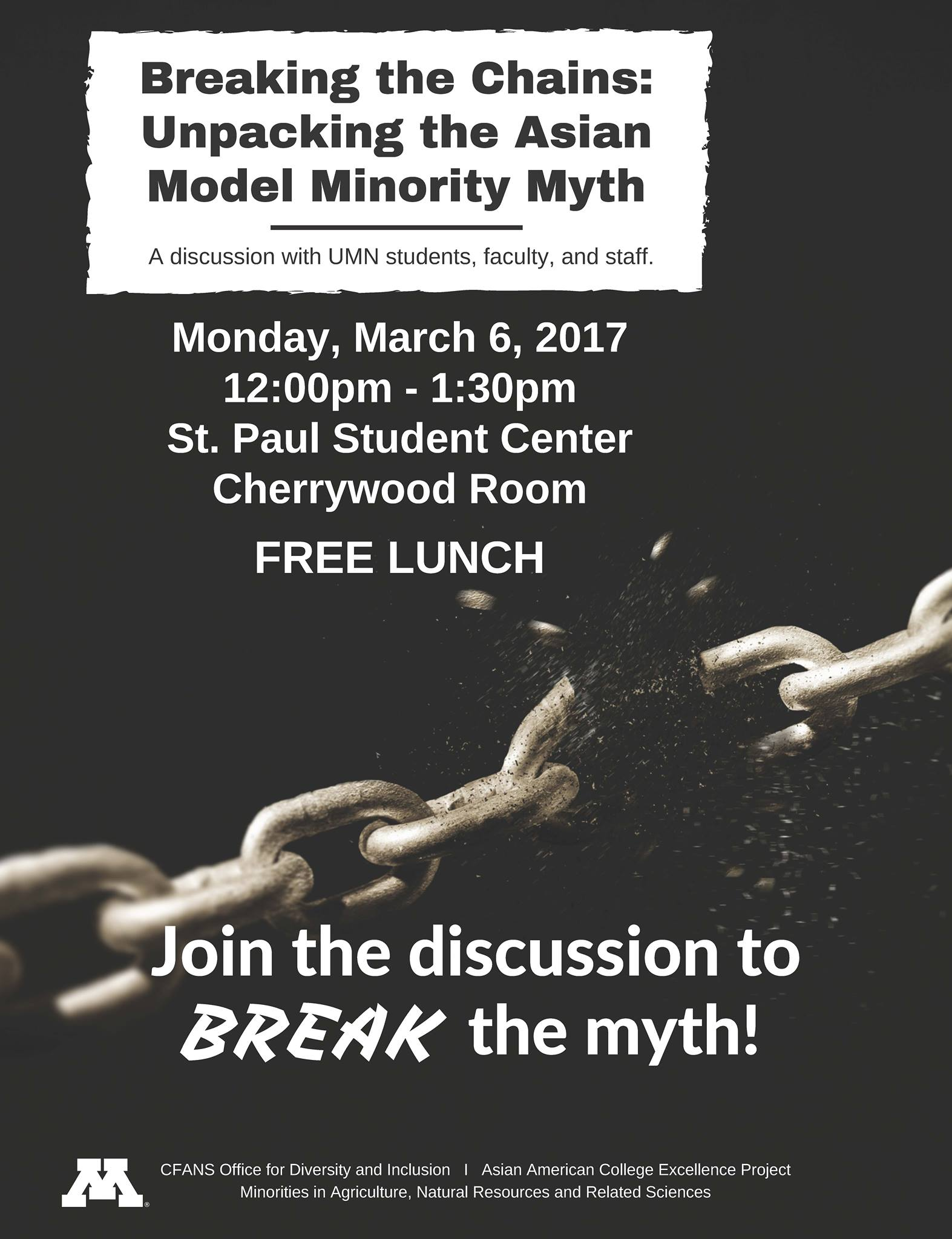 model minority myth essay Model minority essay  and its associated common belief that model minorities are generally wealthier and more prestigious than  the model minority myth is,.