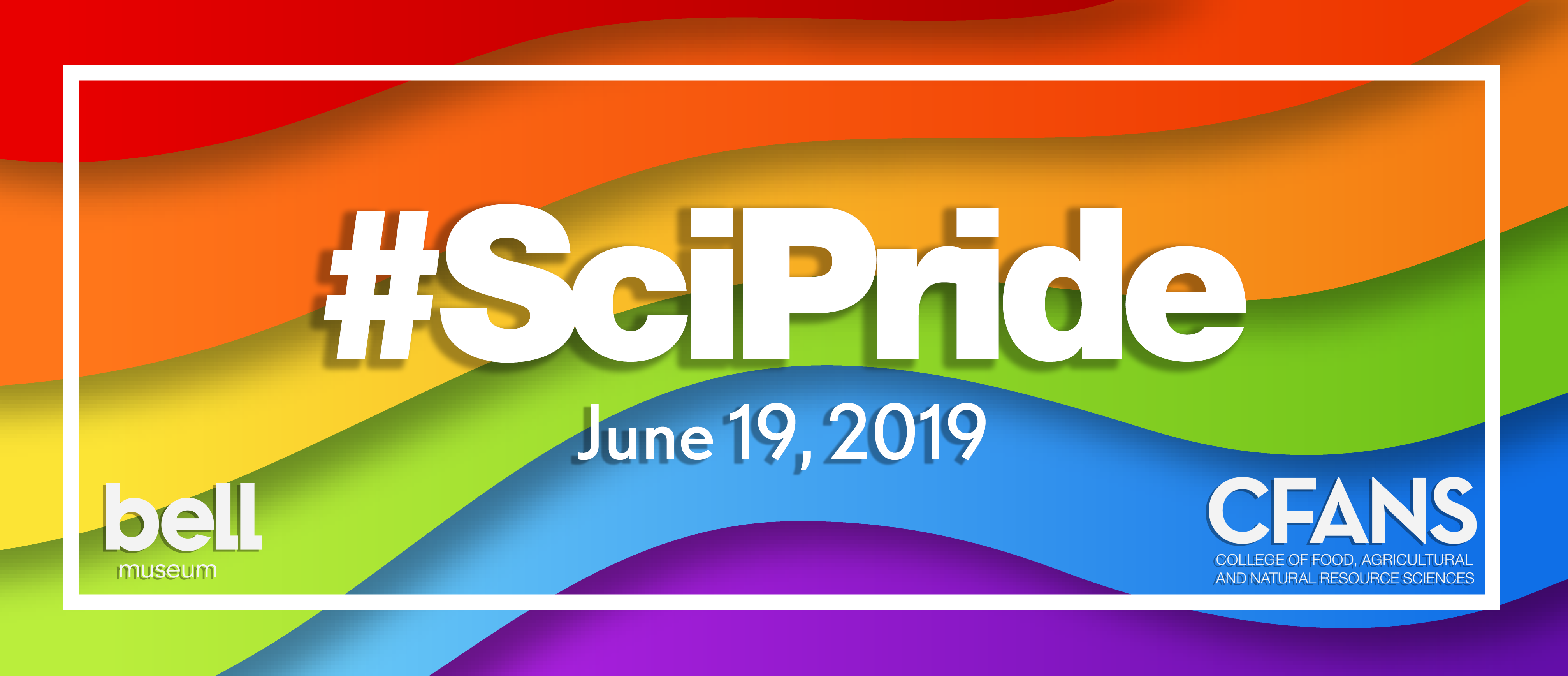 SciPRIDE (June 19, 7pm, Bell): Support our LGBTQA Researchers